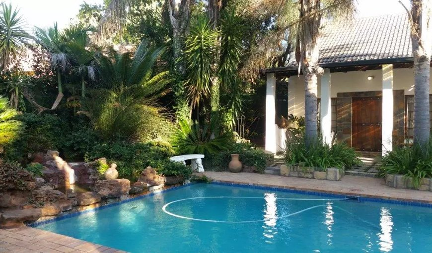 Welcome to Six Valk Avenue Self-Catering Guest House in Fourways, Johannesburg (Joburg), Gauteng, South Africa