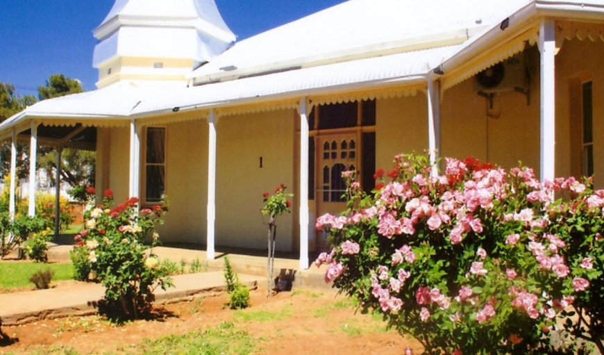 Welcome to Maritza Guest House in Carnarvon, Northern Cape, South Africa