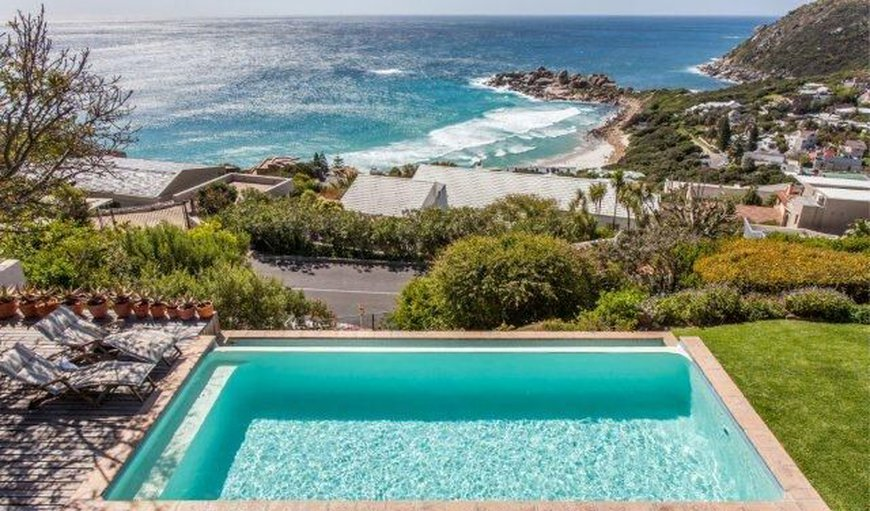 Swimming Pool  in Llandudno, Cape Town, Western Cape, South Africa