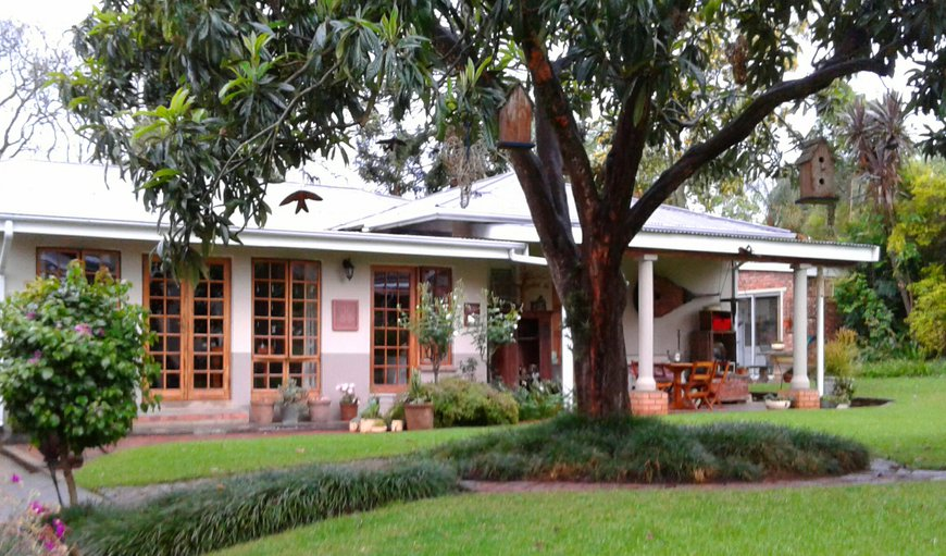 Entrance to LA Guest House in Piet Retief, Mpumalanga, South Africa