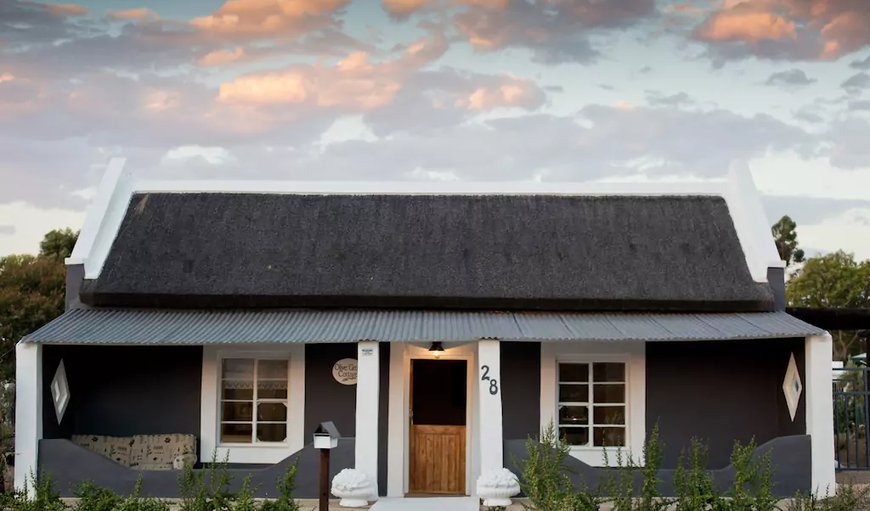Welcome to Olive Grove Cottage in Prince Albert, Western Cape, South Africa