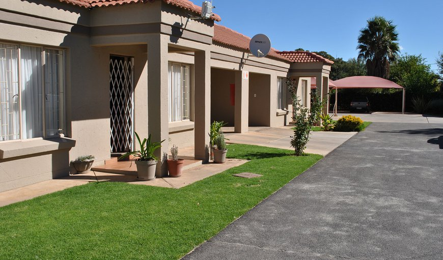 Lehiel Guest House in Lichtenburg, North West Province, South Africa
