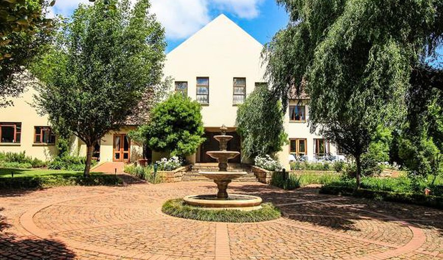 Entrance in Magaliesburg, Gauteng, South Africa