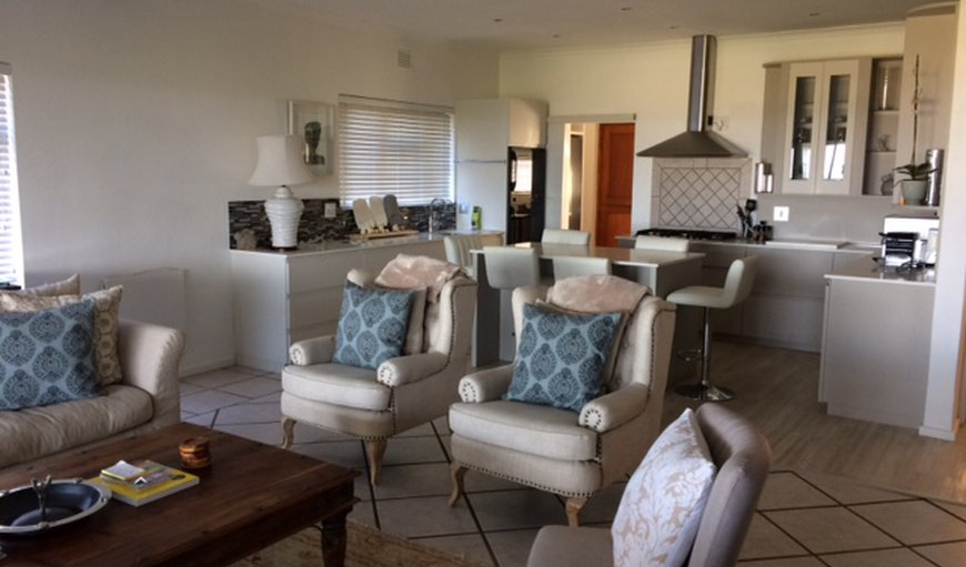 The lounge is spacious and perfect for family time