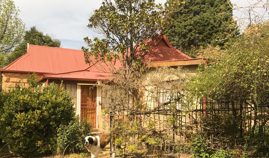 The Cottage in Clarens, Free State Province, South Africa
