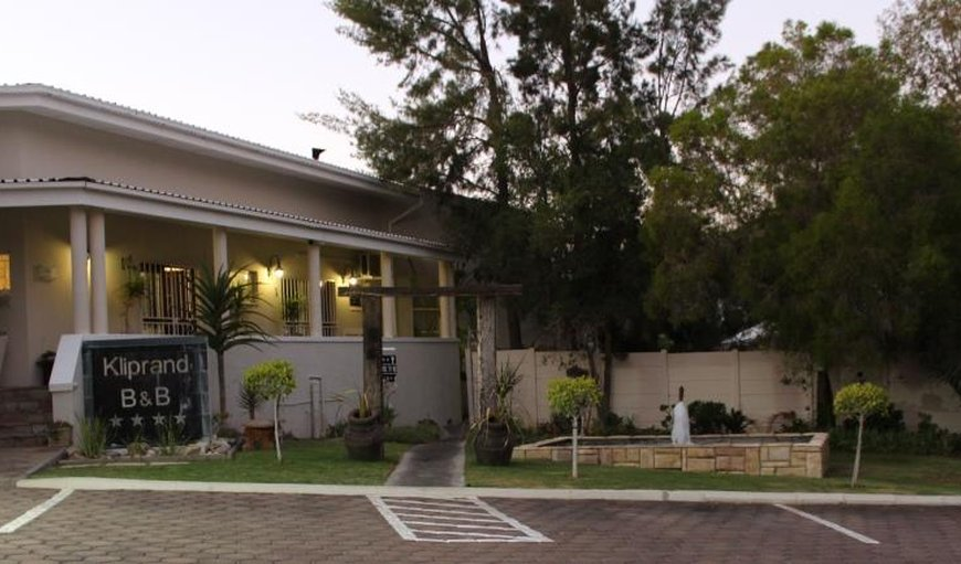 Welcome to Kliprand Guesthouse in Springbok, Northern Cape, South Africa
