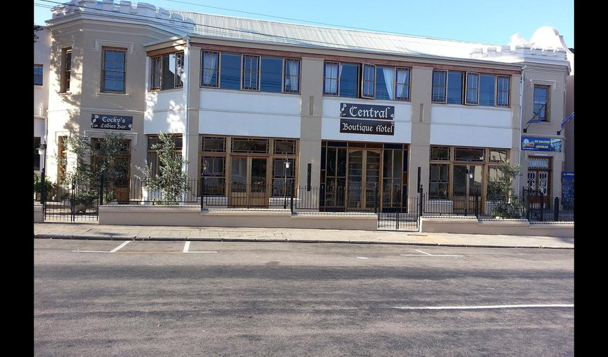 Welcome to Central Boutique Hotel in Riversdale , Western Cape , South Africa