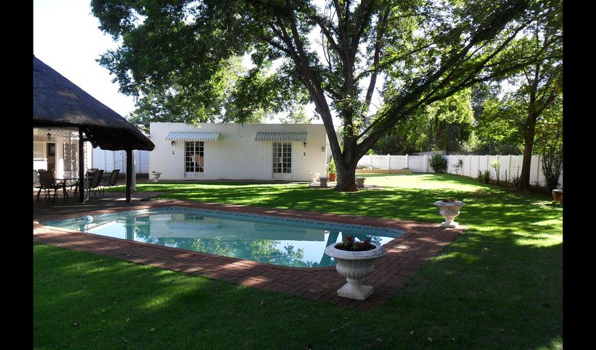 At Home Guesthouse in Parys, Free State Province, South Africa