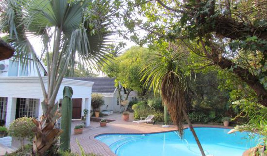 Bryan Manor Guest House in Bryanston, Johannesburg (Joburg), Gauteng, South Africa