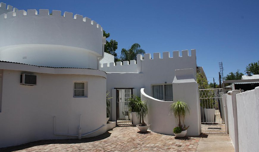 A Chateau de Lux Guest House in Upington, Northern Cape, South Africa