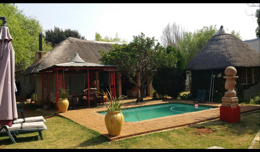 Lemon Tree Lodge in Parys, Free State Province, South Africa