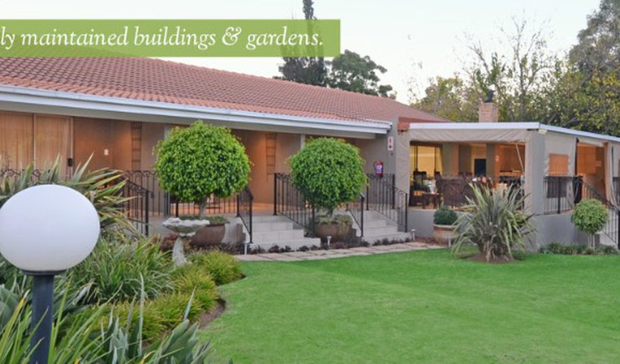 Oaklands Inn and Conference Centre in Ferndale , Randburg, Gauteng, South Africa