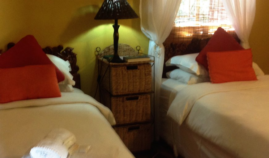 Double room en suite in Kroonstad, Free State Province, South Africa