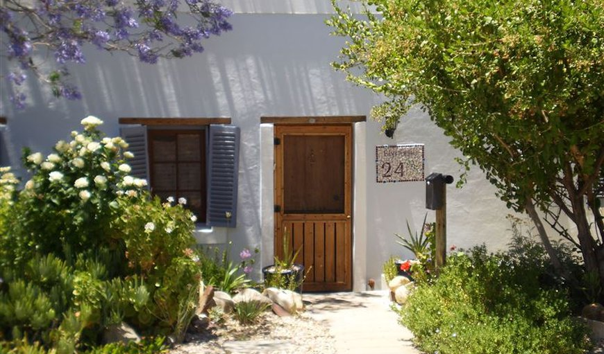 Welcome to Blyhuisie B&B in Prince Albert, Western Cape, South Africa