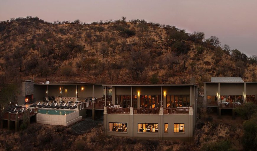 aha Shepherd's Tree Game Lodge in Pilanesberg, North West Province, South Africa