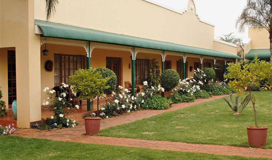 Villa La Pensionne Guest House in Akasia, Pretoria (Tshwane), Gauteng, South Africa