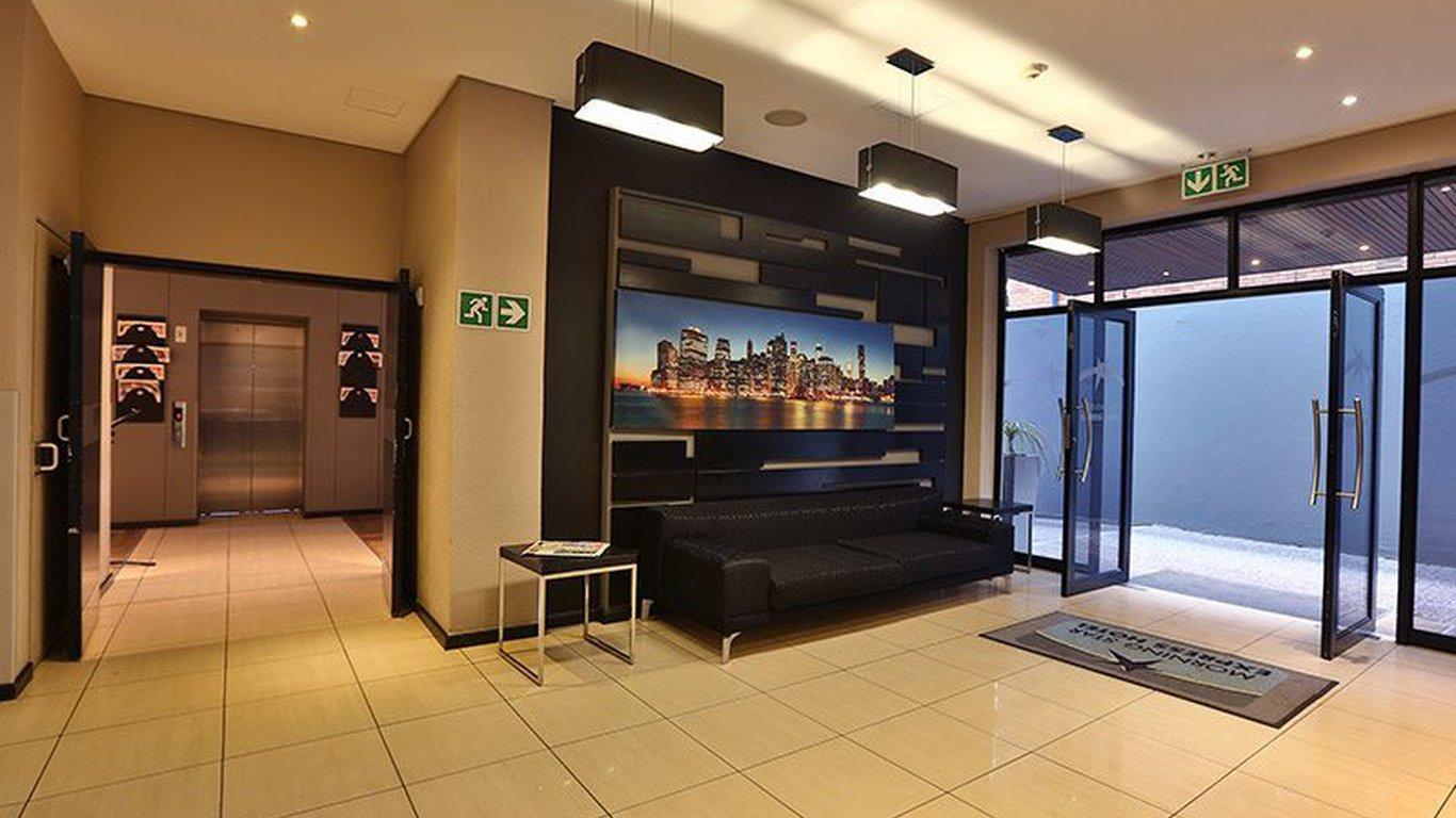 Foyer Area Q : Morning star express hotel in pretoria tshwane — best