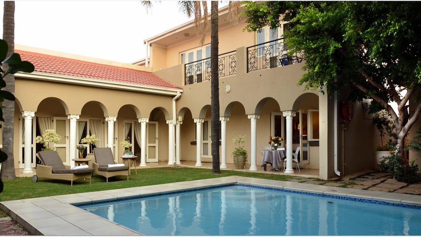 131 On Herbert Baker Boutique Hotel In Pretoria Tshwane Best Price Guaranteed