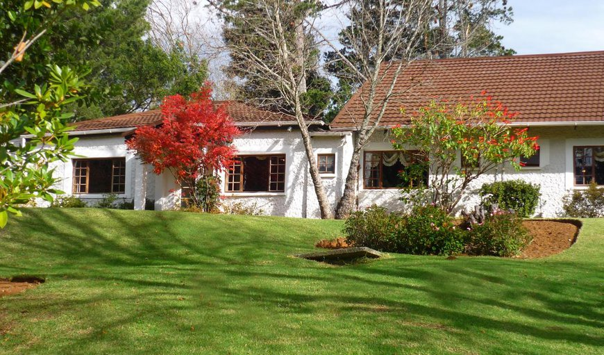 Welcome to King's Lodge Hotel in Hogsback, Eastern Cape, South Africa