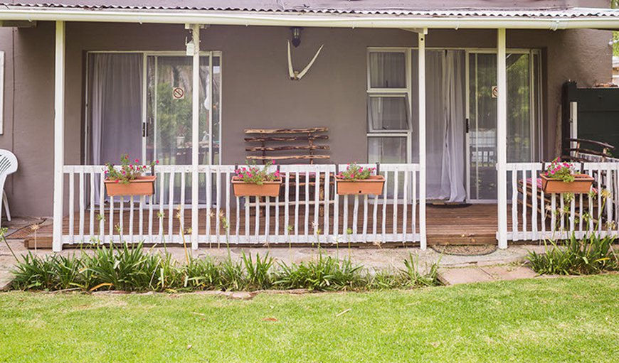 White Rose Guest House in Cradock, Eastern Cape, South Africa