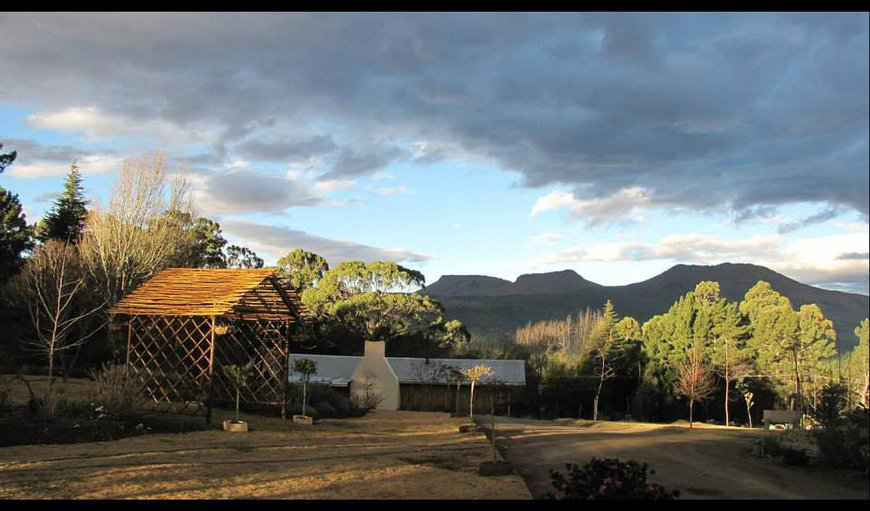 Swallowtail Country Estate in Hogsback, Eastern Cape, South Africa
