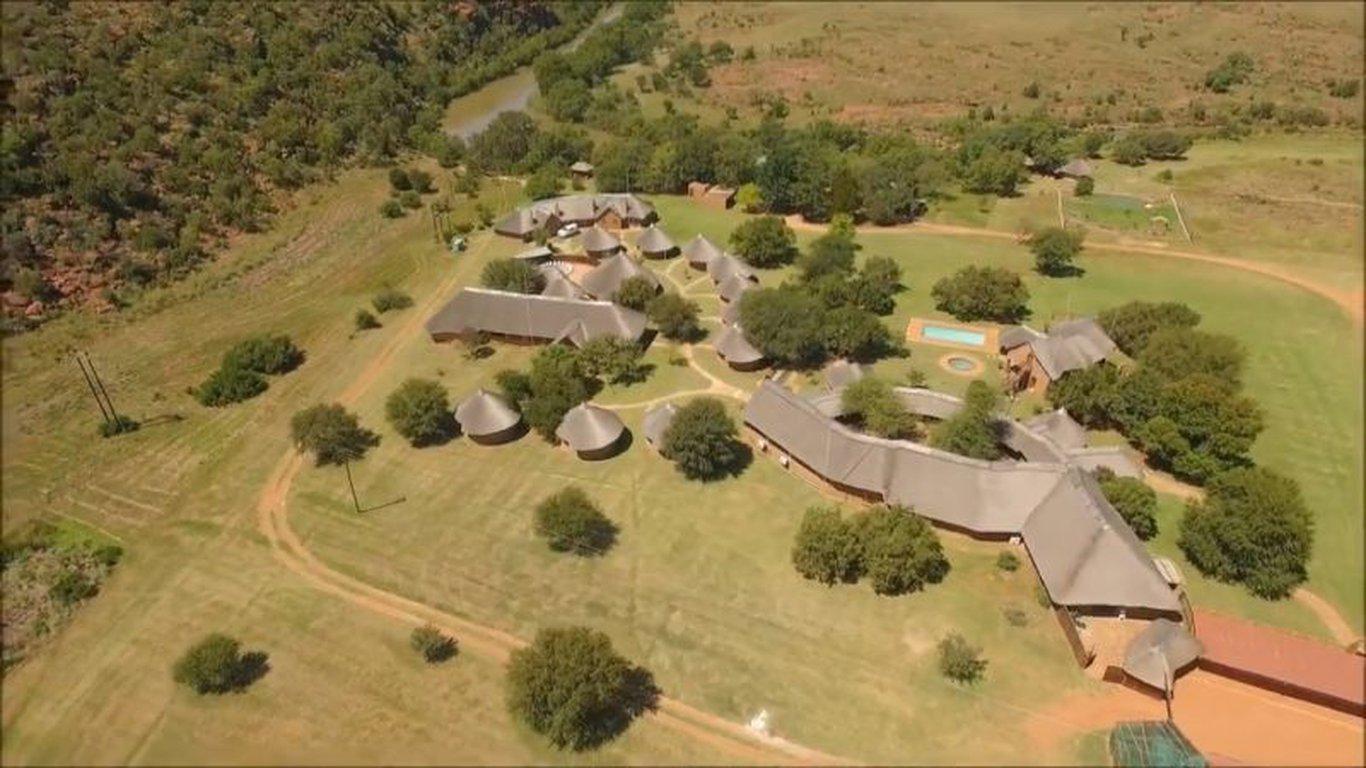 Luiperdskloof Game Lodge in Bronkhorstspruit , Gauteng, South Africa