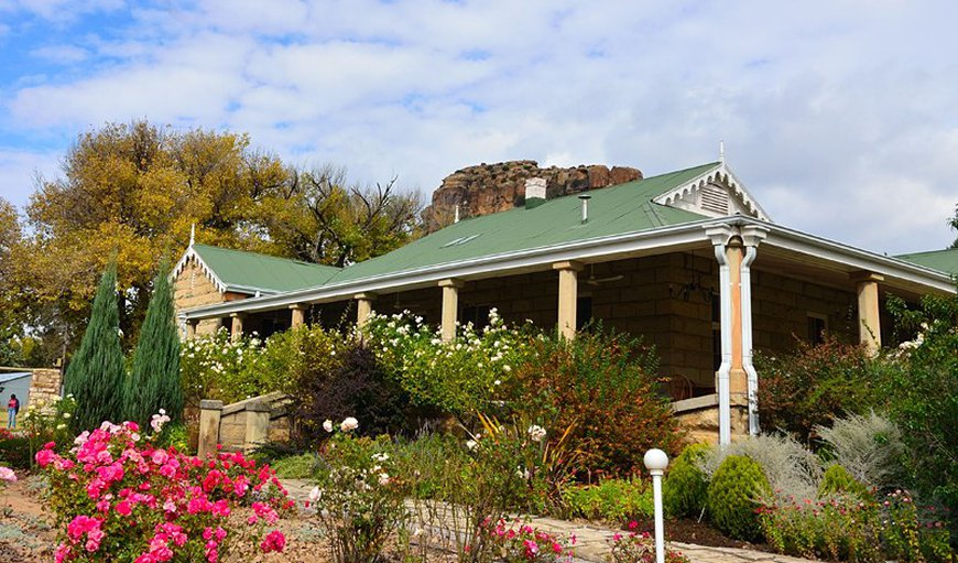 The Rose House Bed and Breakfast in Fouriesburg, Free State Province, South Africa