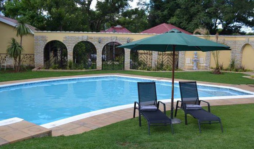 Welcome to Casa Romana B&B in Ladybrand, Free State Province, South Africa