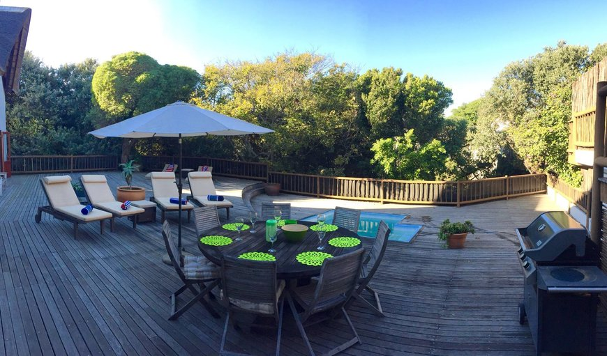 Sun Deck in St Francis Bay, Eastern Cape, South Africa