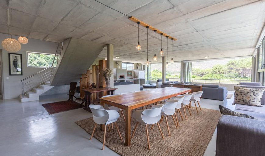 Dining Area in Plettenberg Bay, Western Cape, South Africa