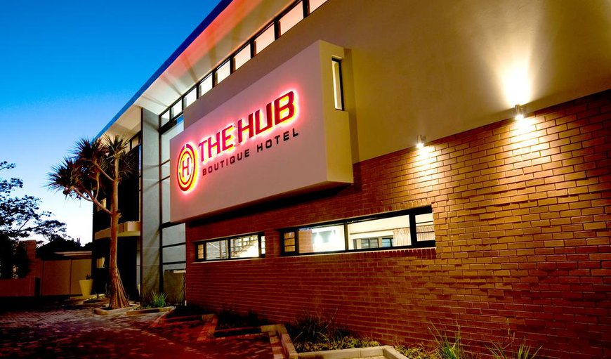 Welcome to the Stunning Hub Boutique Hotel in Walmer, Port Elizabeth, Eastern Cape, South Africa