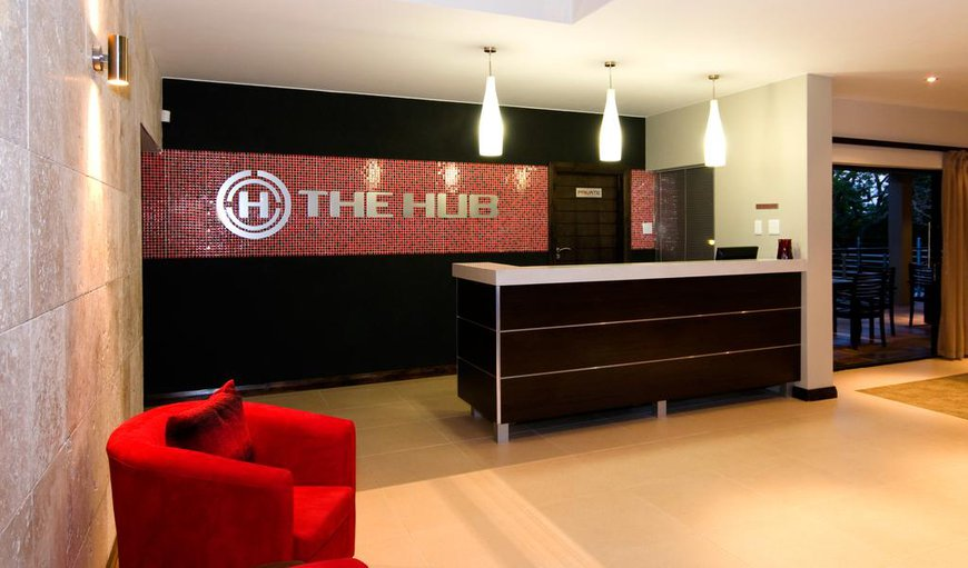 Our reception area where you can always find a warm welcome