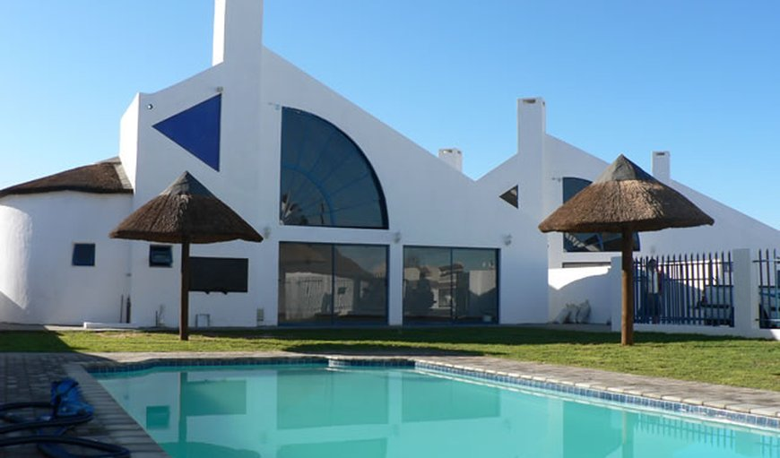 House and swimming pool in Dwarskersbos, Western Cape , South Africa