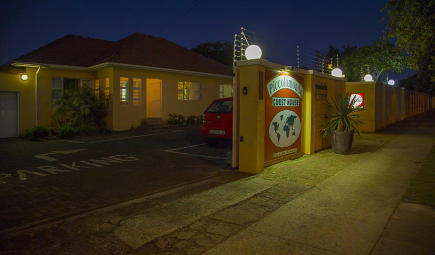 Welcome to the stunning Piccolomondo Guest House in Port Elizabeth, Eastern Cape, South Africa