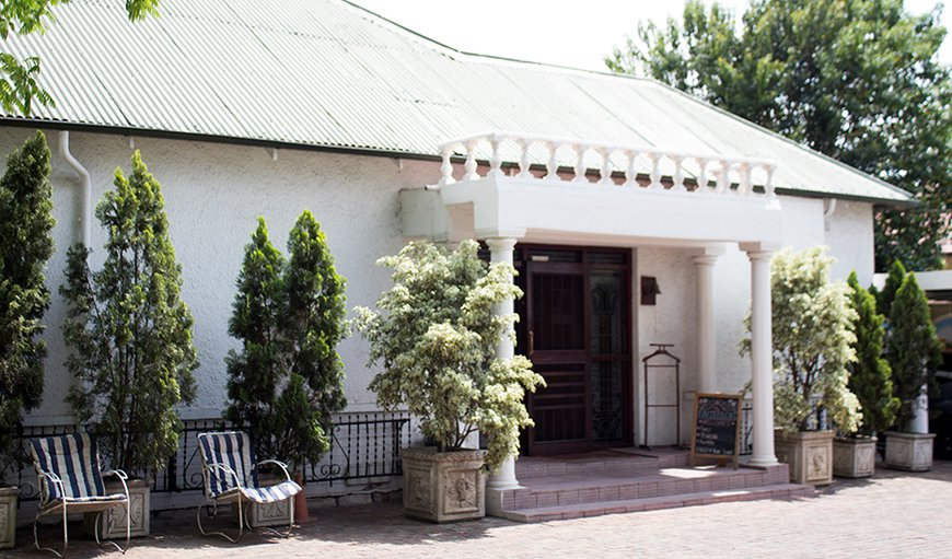 The Parthenon Mansions in Germiston, Gauteng, South Africa