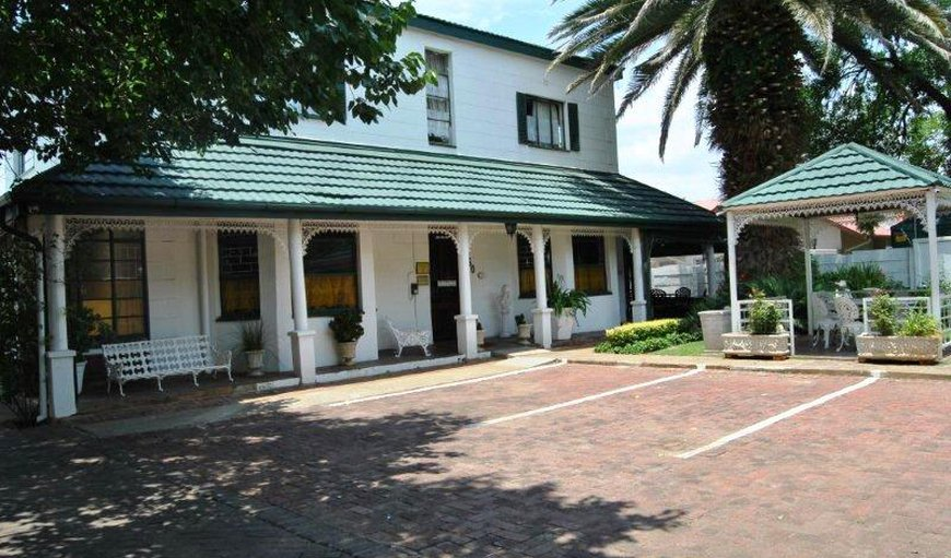 Alec Wright Guest House in Potchefstroom, North West Province, South Africa