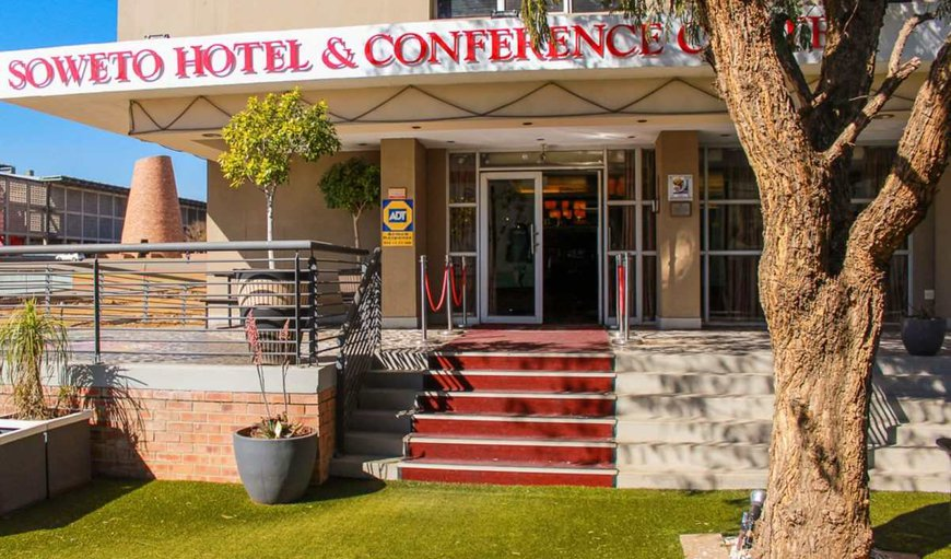 Soweto Hotel & Conference Centre in Soweto, Gauteng, South Africa