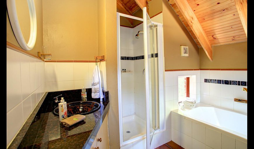 The Loerie's View with an en-suite bathroom.