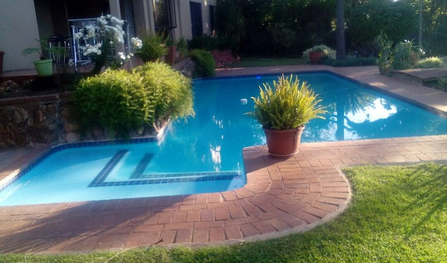 Pool in Bedfordview, Gauteng, South Africa