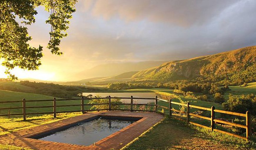 Welcome to Fleckvieh Guestfarm @ Grootvadersbosch Landgoed in Swellendam, Western Cape , South Africa