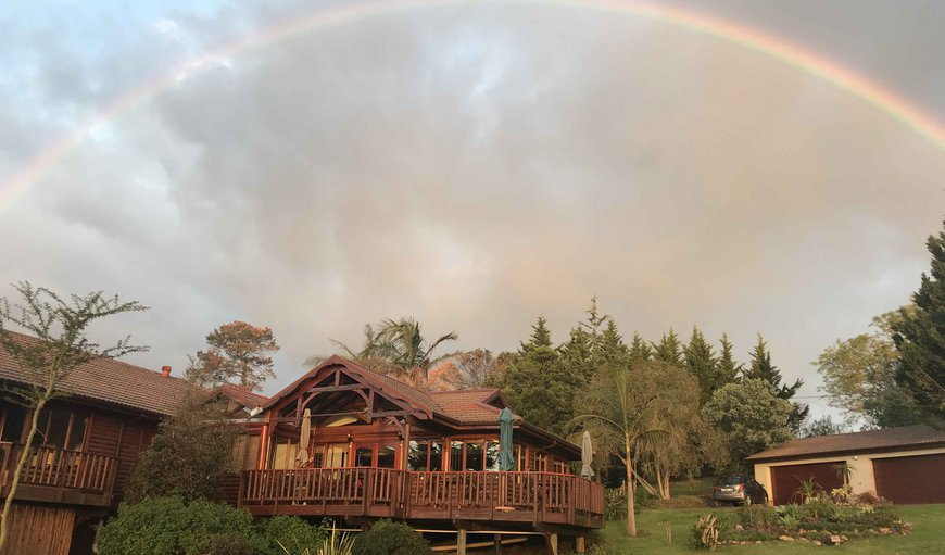 Welcome to Fish Eagle Lodge  in Knysna, Western Cape, South Africa