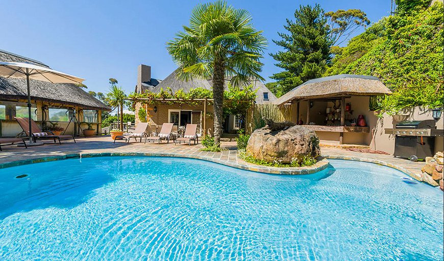 Welcome to Ikhaya Safari Lodge. in Constantia, Cape Town, Western Cape , South Africa