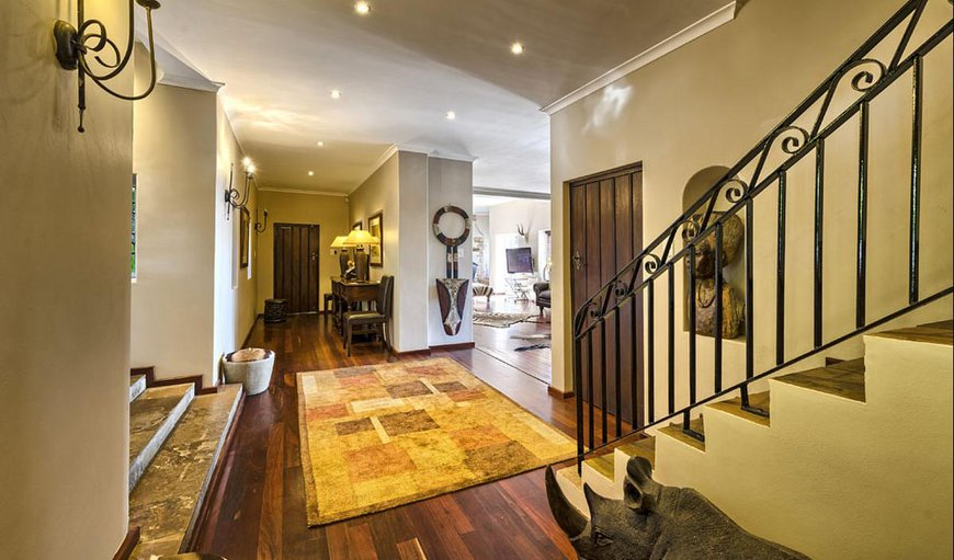 Ikhaya Safari Lodge.