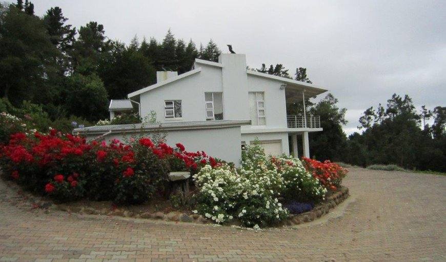 This quaint little cottage is located along the main road of Hogsback.