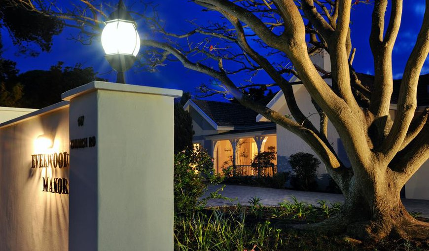 Welcome to the stunning Everwood Manor Guesthouse in Walmer, Port Elizabeth, Eastern Cape, South Africa