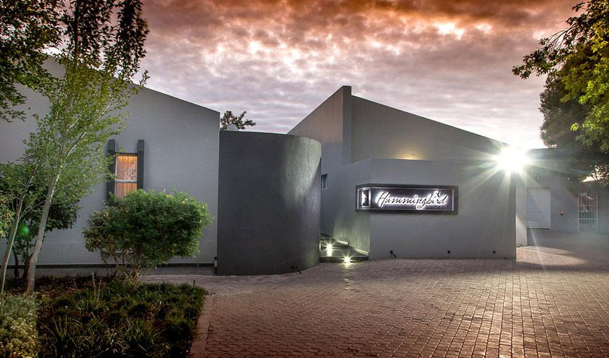 Welcome to Hummingbird Suite. in Kimberley, Northern Cape, South Africa