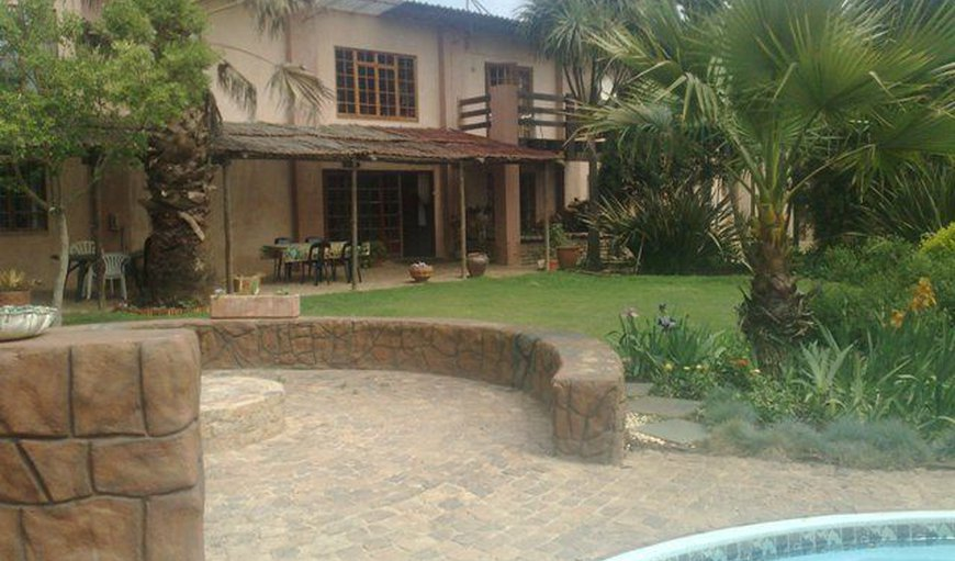 Welcome to Monati Guest House  in Benoni, Gauteng, South Africa