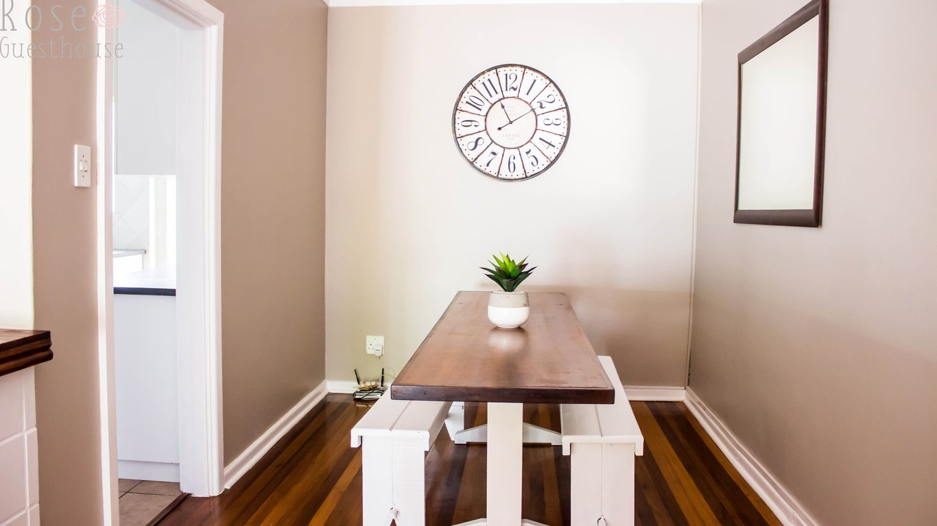 The Dining Room Area