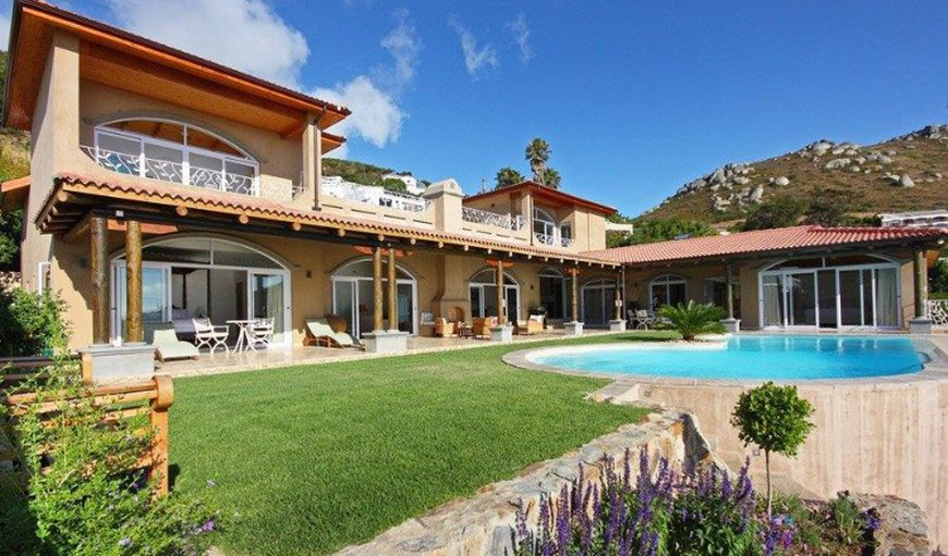 Welcome to Villa Grande  in Llandudno, Cape Town, Western Cape, South Africa