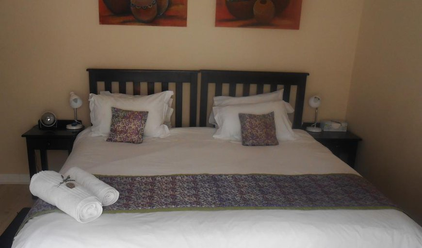 The Lavender Cottage sleeps 6 people in 3 rooms